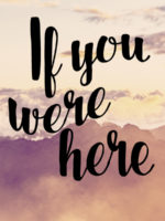 If You Were Here – September Contest Winners